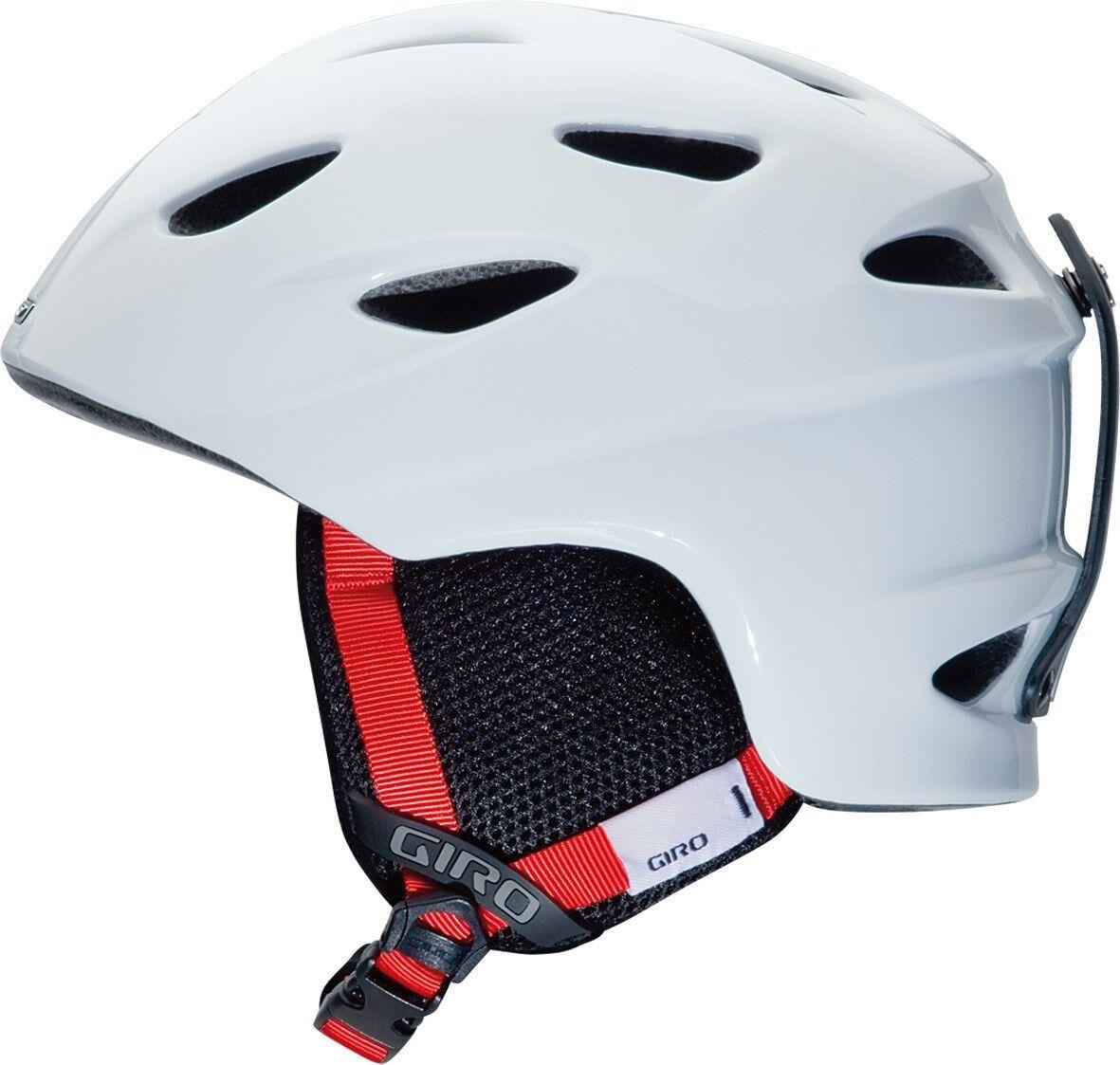 Giro G9 Jr. Youth Ski & Snowboard Helmet - White SIZE SMALL