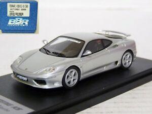 BBR-BG220-1-43-2000-Ferrari-360-Koenig-Biturbo-Handmade-Resin-Model-Car