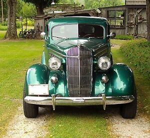 1936 Chrysler Air Stream Business Coupe Resto-Mod