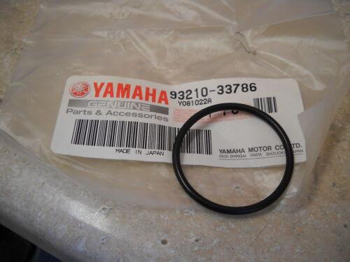 NOS OEM Yamaha Radiator Hose O-Ring 2000-15 YFM400 Kodiak YFM450//660 93210-33786