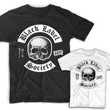ZAKK/'s BULLSEYE GUITAR wylde ozzy bls metal society frontman 50//50 BLACK HOODIE