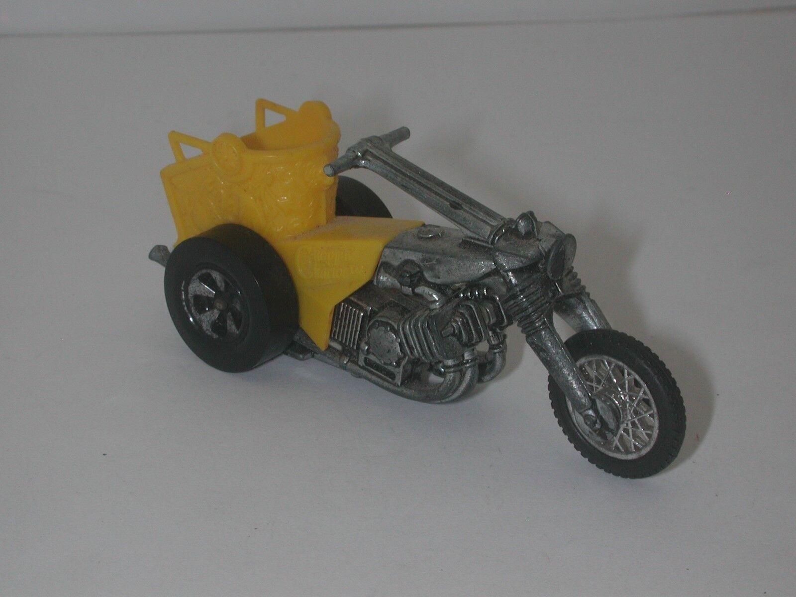 Redline Hotwheels Rrrumblers Yellow Choppin' Chariot oc17805