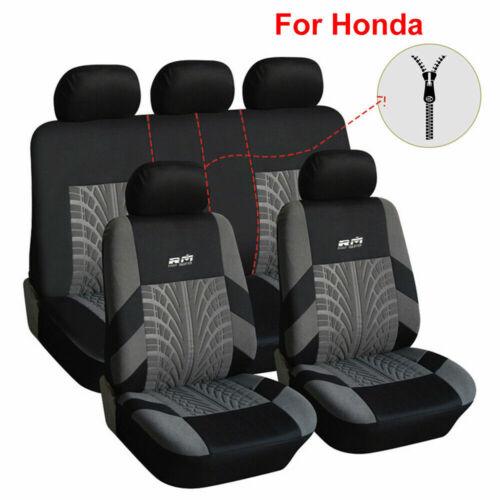 Universal Autositz Soft Cover Full Set Zubehör für Honda CR-V HRV Insight