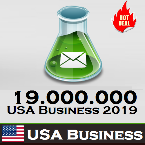19M USA Database Companies/Business B2B with Address Phone Emails Leads  Fresh