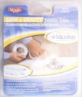 Magic Sink & Vanity Sealer Trim, White, 1/2 In. X 11 Ft.