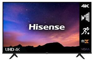 "Hisense 43"" A6G 4K UHD HDR SMART TV with Alexa & Google Assistant 4k Smart TV"