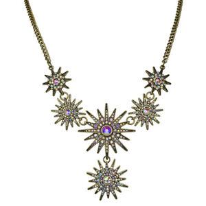 Kirks-Folly-Mystic-Super-Star-Necklace-Antique-Brasstone