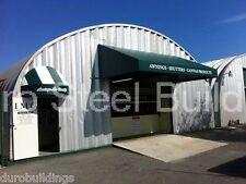 Durospan Steel 30x40x15 Metal Garage Workshop Storage Building Factory Direct