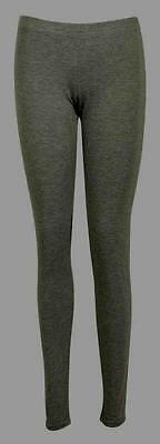 Ingegnoso Stivaletti Lunghezza Aderente Cotone Legging In Charcoal Grigio & Wine Colori-mostra Il Titolo Originale