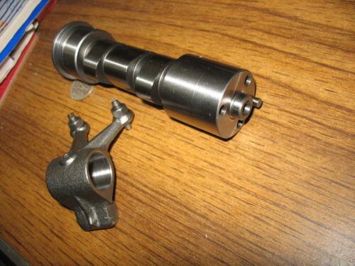 NEW CAM SHAFT CAMSHAFT with EXHAUST ROCKER ARM 1996-1997 POLARIS MAGNUM 6x6