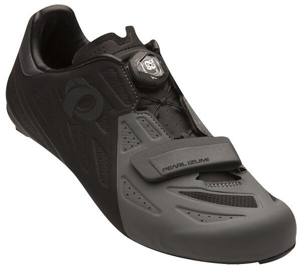 Pearl Izumi Elite Strada V5 Carbonio Boa Ciclismo Bici Scarpe NereGrigio 48