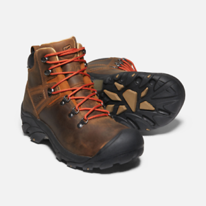 Keen Mens Pyrenees Leather Walking Boot