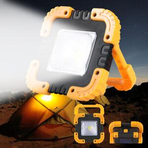 ricaricabile-Pavimenti-Luce-di-lavoro-LED-COB-Lampada-a-pavimento-di-emergenza