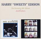 "Inventive Mr. Edison/Jawbreakers by Harry ""Sweets"" Edison (Trumpet) (CD, Jun-2014, American Jazz Classics)"