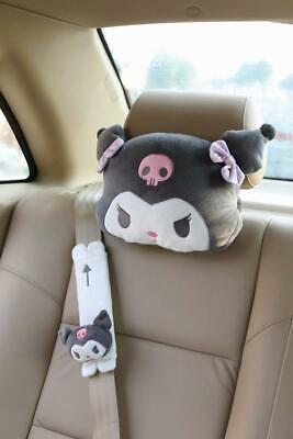 1pcs Cute Kuromi Head Mobile Phone Cable Protector