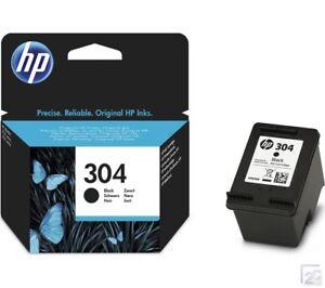Cartuccia-HP-304-Nero-N9K06AE-Originale-Deskjet-2620-2630-32-Envy-5020-5032