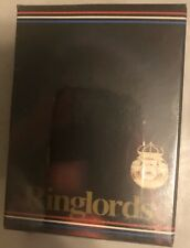 RINGLORDS BOXING 1991 LOT OF 10 COMPLETE FACTORY BASE CARD SETS OF 40 SP SET