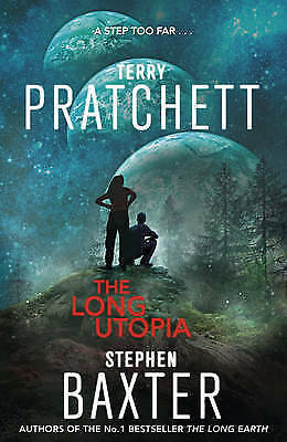 1 of 1 - The Long Utopia: The Long Earth 4-ExLibrary
