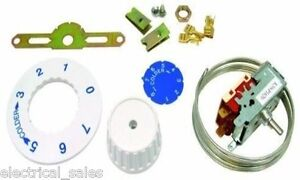 Para Vxo Nevera Congelador Kit Termostato Universal