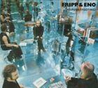 (No Pussyfooting) by Fripp & Eno/Robert Fripp/Brian Eno (Vinyl, Apr-2014, Discipline Global Music)