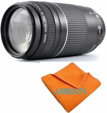 Canon EF 75-300mm f/4-5.6 III 082966214073 Lens for 7D 60D 7DMKII 70D T5I T4I