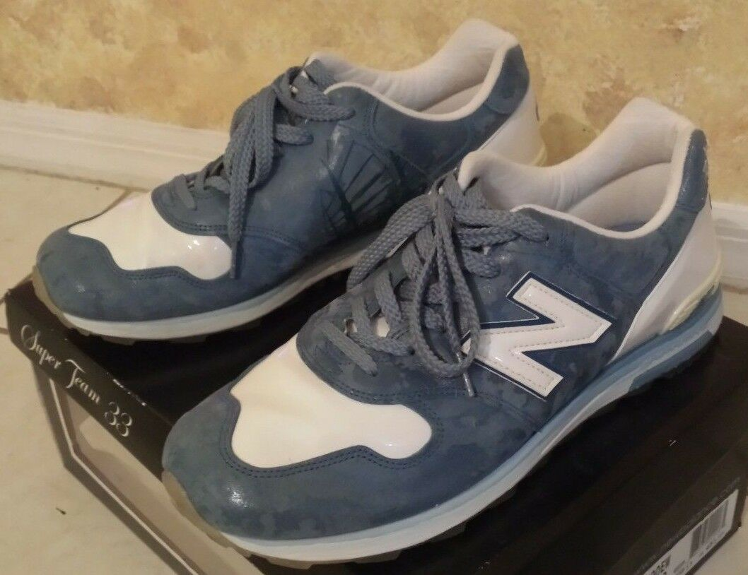 New Balance Elements Water Super Super Super Team 33 Größe 11.5 D M1400EW  Made In USA ST33 bafd13