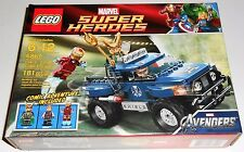 LEGO Super Heroes Loki's Cosmic Cube Escape (6867)
