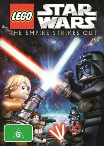 1 of 1 - LEGO Star Wars - The Empire Strikes Out (DVD, 2013)