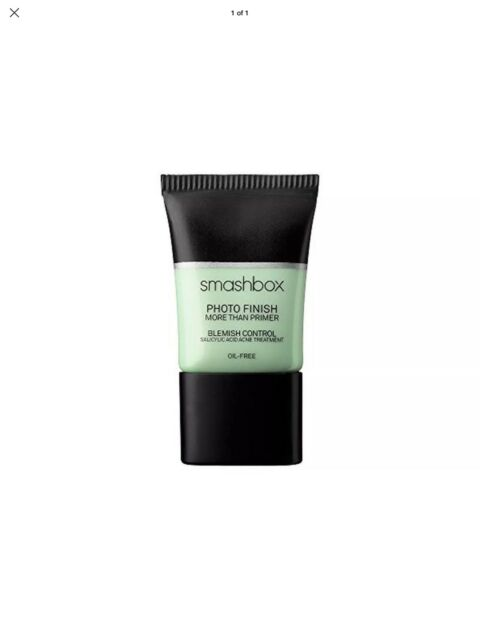 Smashbox Cosmetics Photo Finish Travel Primer Blemish Control 04oz