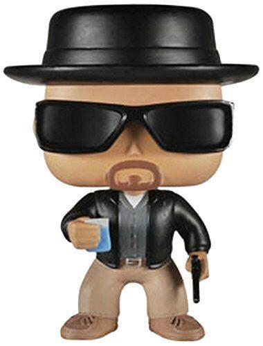 Funko POP Breaking Bad HEISENBERG /& Walter White /& Saul Goodman Vinyl Figure Toy
