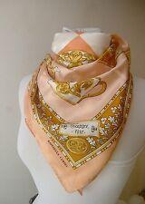 "Raffaella Curiel, foulard vintage seta "" Le Tazze"" 1815"