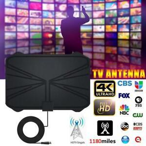 1180-Miles-4K-Digital-HDTV-Indoor-TV-Antenna-with-Amplifier-Signal-Booster-TV-Ra