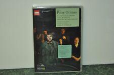Runnicles / Britten: Peter Grimes  DVD The Metropolitan Opera HD Live Series