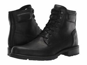 Full grain leather Boot Black