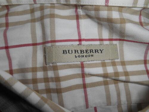 London Burberry van uitstekende staatVerenigde lange in Amerika Staten mouwenmaat Mooi shirt L met qSVLzGMpU
