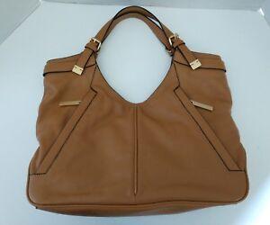 Image Is Loading Elie Tahari Handbag Women 039 S Pebbled Leather
