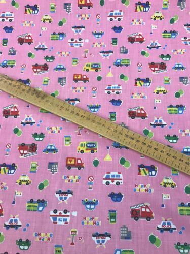 115 Cm Large Polyester Coton Imprimé Tissu Lavable FREE POST KIDS Designs