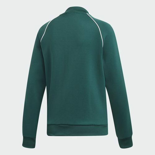 Adidas DV2642 Women originals Superstar Track TOP jacket Green