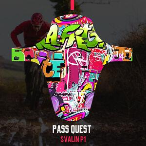 MTB-Front-Mudguard-Ride-Guard-Enduro-Guard-Mountain-Bike-Fender-PASS-QUEST-Made