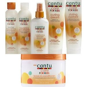 Details About Cantu Care For Kids Gentle Care For Textured Hair Full Range Special Offer