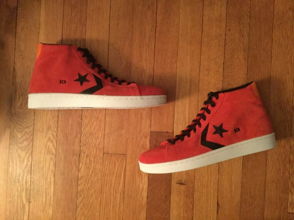 Converse All Star 2012 Limited Edition BCN - Size 12 - Brand New Barcelona DR J