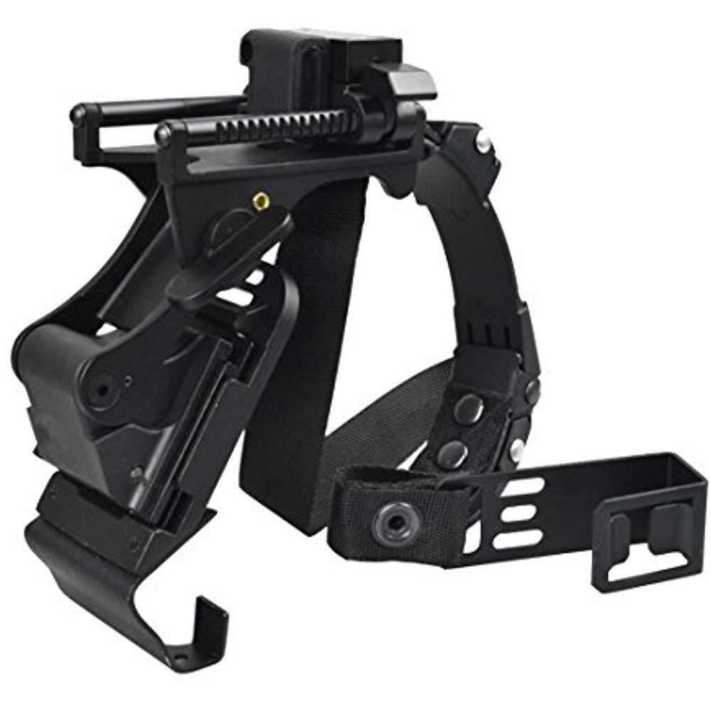 Helmet Mount MICH M88 Fast Kit Night Vision Monocular For Rhino NVG PVS-14 PVS-7