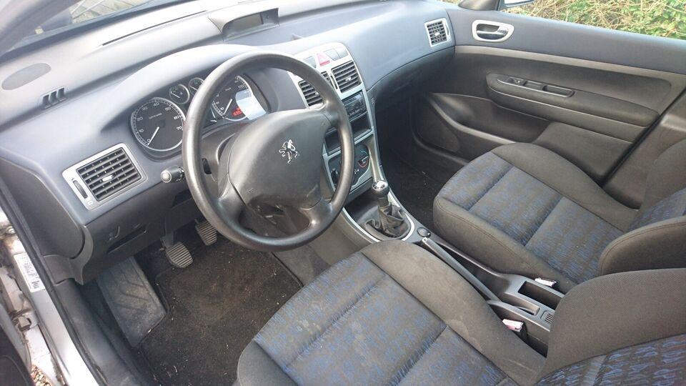 Peugeot 307, Benzin, 2003