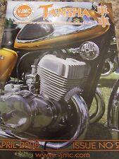 VJMC TANSHA MAGAZINE APR 2008 SAMURAI PT2 DONINGTON SHOW BRISTOL SHOW EARLY MODE