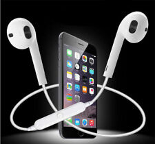 Wireless Bluetooth Earphone Headphone Headset Sports Stereo For iPhone Samsung