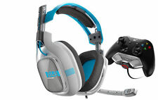 Astro A40 + MixAmp M80 in Blue (Xbox One) - Certified Refurbished