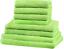 GREEN-MARK-Textilien-8er-Handtuch-Set-in-vielen-Farben-Groessen-100-Baumwolle Indexbild 20
