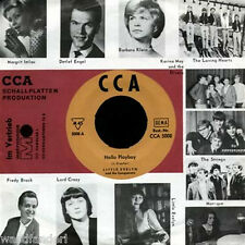 CCA 5008 Little Evelyn - Rare German Beat Single - 1966 - MINT