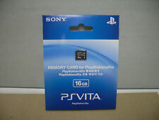 Genuine PSV Playstation Sony PS Vita 16GB Memory Card