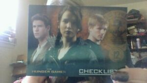 The Hunger Games Checklist Card 72